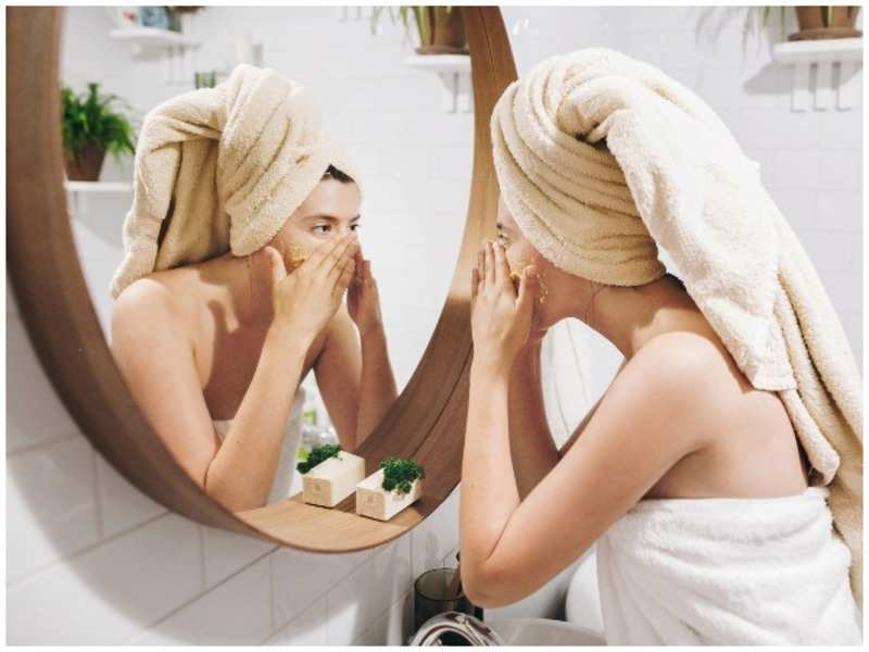 Use ingredients from the kitchen to pamper your skin