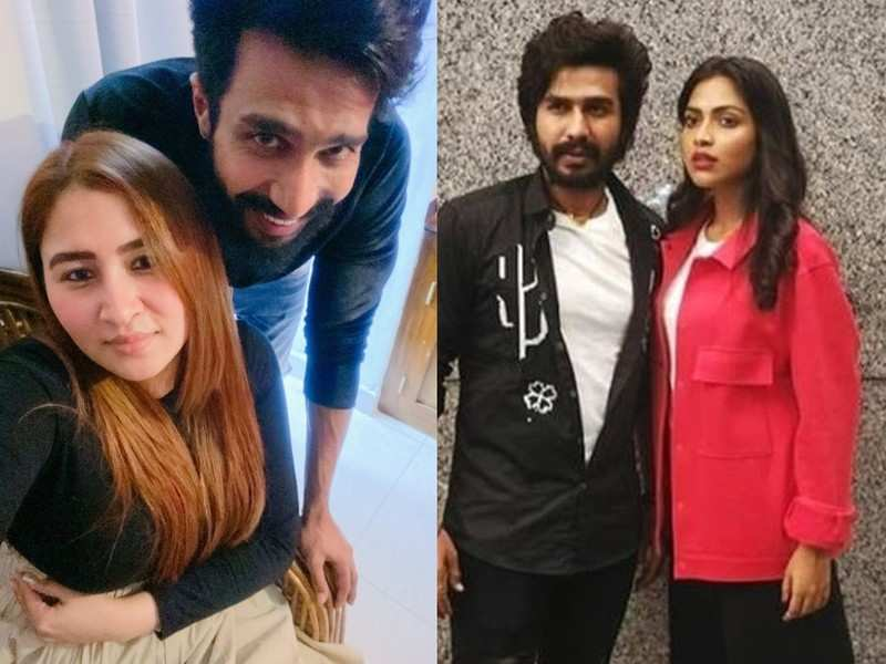 Are Amala Paul and Jwala Gutta responsible for Vishnu Vishal's divorce? Vishnu Vishal opens up