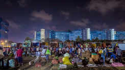 Wholesale night market opens up at MMRDA grounds BKC