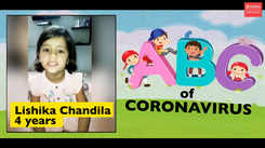 Watch this little one explain what we must do to stay safe from COVID-19
