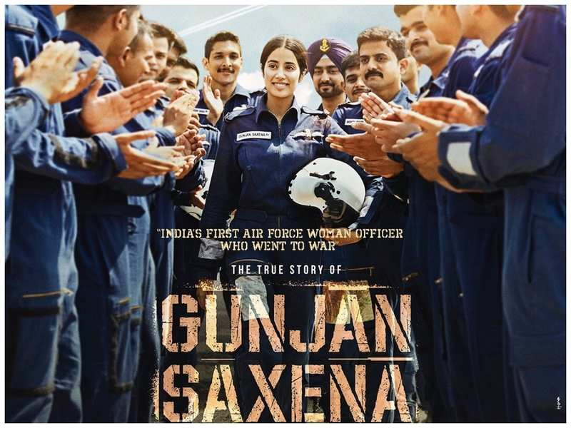 Did You Know A Book Is In Works On Janhvi Kapoor Starrer Gunjan Saxena The Kargil Girl Hindi Movie News Times Of India