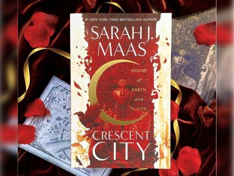 Micro Review House Of Earth And Blood By Sarah J Maas Is The First Book In The Crescent City Series Times Of India