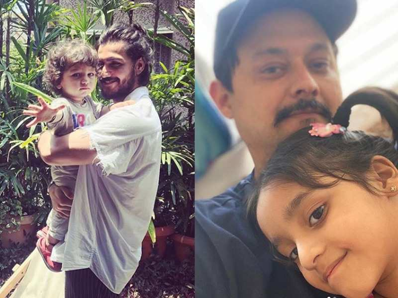 Swwapnil Joshi to Addinath Kothare: This is how Marathi stars are spending time with their kids amid lockdown