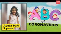 ABC of coronavirus: Watch this little one explain coronavirus in the cutest way