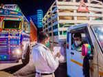 COVID-19: Mumbai's MMRDA grounds converted into wholesale market