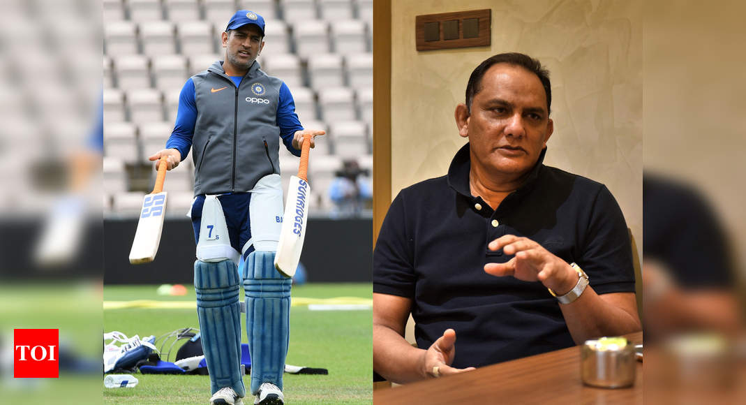 Making comeback in international cricket after a long time is not easy: Azharuddin on Dhoni thumbnail