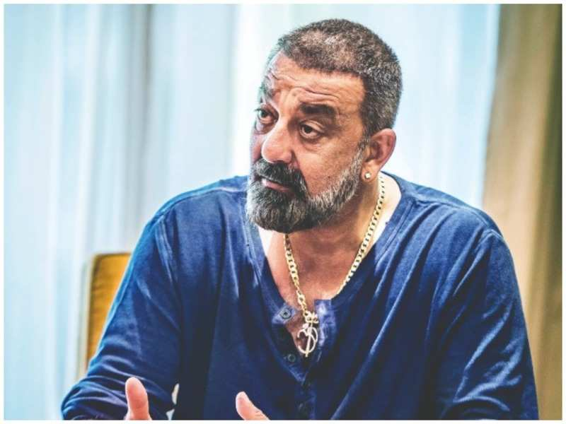 Sanjay Dutt: In the past, I've spent periods of my life in a lockdown