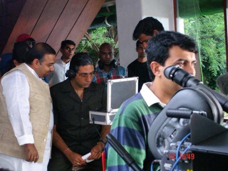 Abhishek Bachchan shares the experience of shooting for Guru with Mani Ratnam