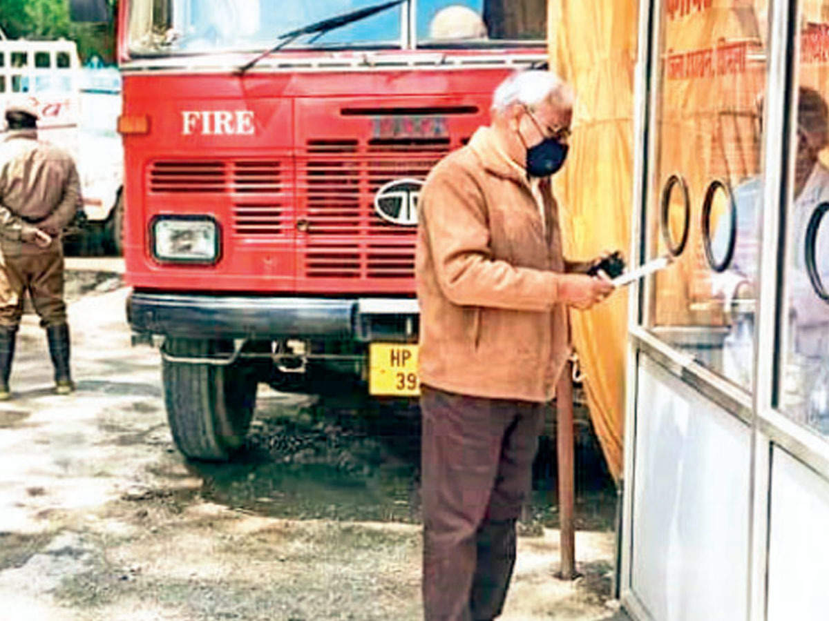 Himachal Pradesh: 29 security personnel quarantined   Shimla News - Times of India