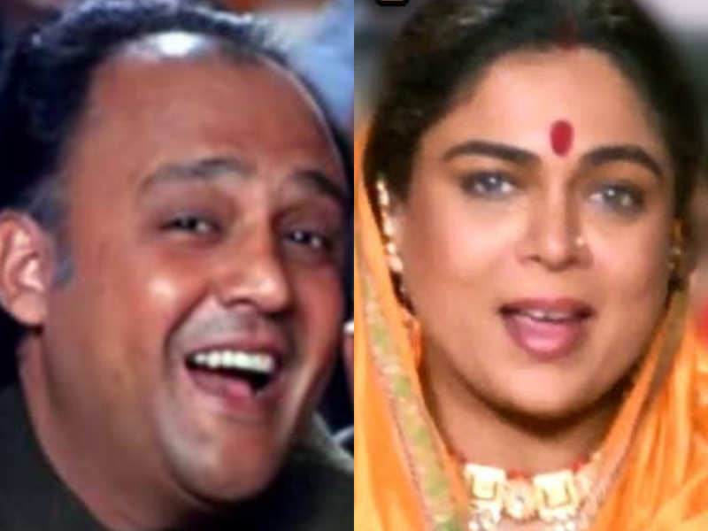 THIS hilarious edit of Alok Nath and Reema Lagoo's iconic song from Hum Aapke Hain Koun..! is going viral