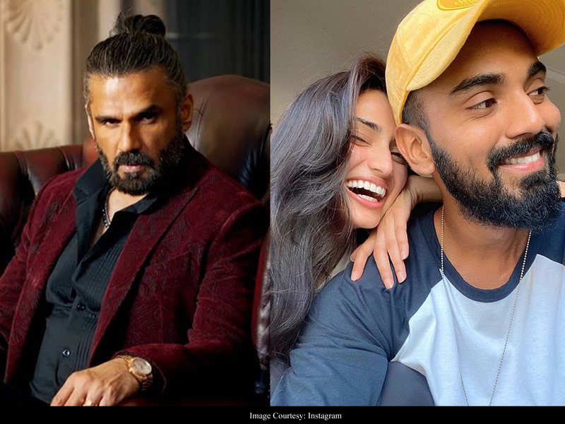 EXCLUSIVE! Suniel Shetty on KL Rahul:  He's one of the finest technical batsmen that this country has seen
