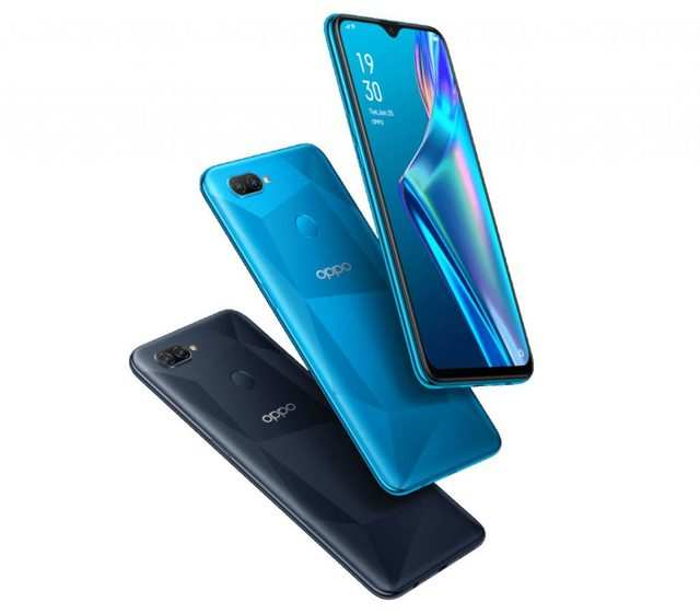 Oppo A12 with 4,230 mAh battery launched