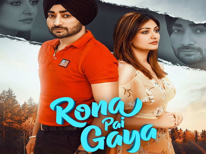 Ranjit Bawa's 'Rona Pai Gaya' to hit the music charts on April 22nd
