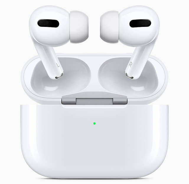 Apple said to launch new AirPods, MacBook Pro laptops next month