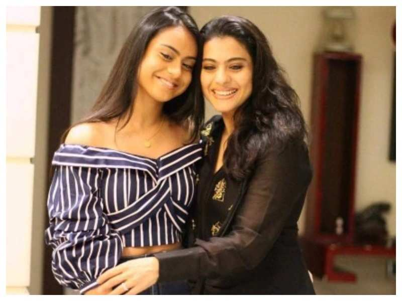 After wishing her daughter Nysa; Kajol shares a glimpse of her ...