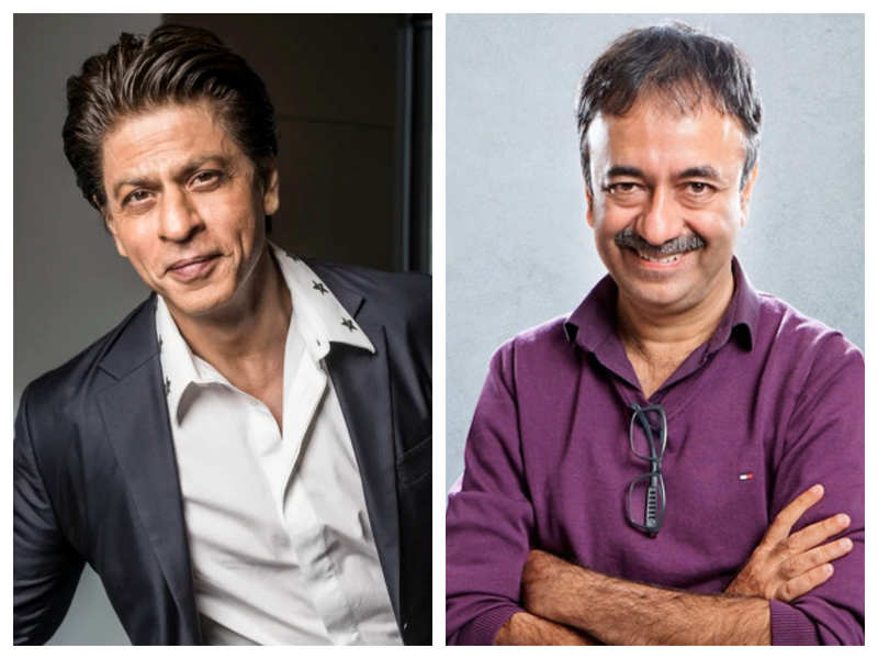 Did Shah Rukh Khan just confirm his next with director Rajkumar Hirani?