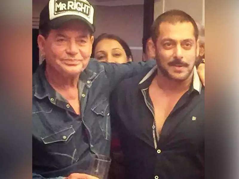 Salman Khan worried about father Salim Khan taking his daily walks in Bandra amidst lockdown