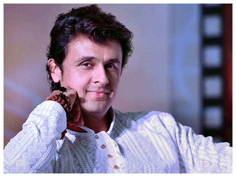 Watch: Sonu Nigam's hilarious cleaning tips and his coronavirus twist to hit song, 'Main Hoon Na' will leave you in splits!