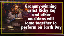 Ricky Kej and other Grammy-winning musicians to perform a virtual concert on Earth Day