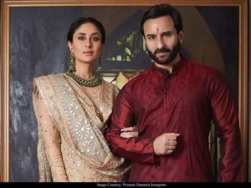 Saif Ali Khan is all praise for his wife Kareena Kapoor ... Saif Ali Khan Wife Details