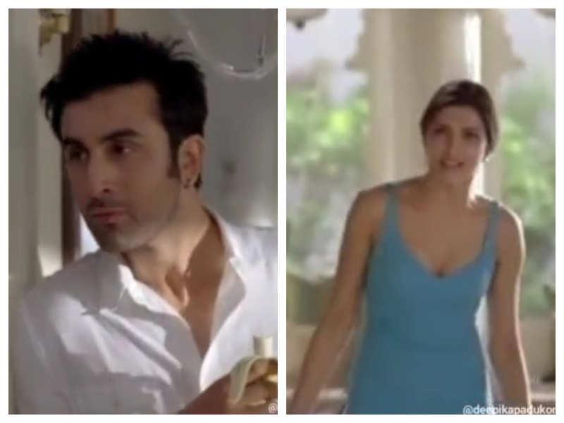 Watch: Ranbir Kapoor and Deepika Padukone's deleted scene from 'Yeh Jawaani Hai Deewani' will make you want to revisit the film