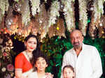 Sanjay Dutt and Maanayata Dutt pictures