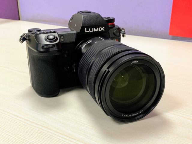 Panasonic Lumix S1 gets new firmware update, adds RAW video output