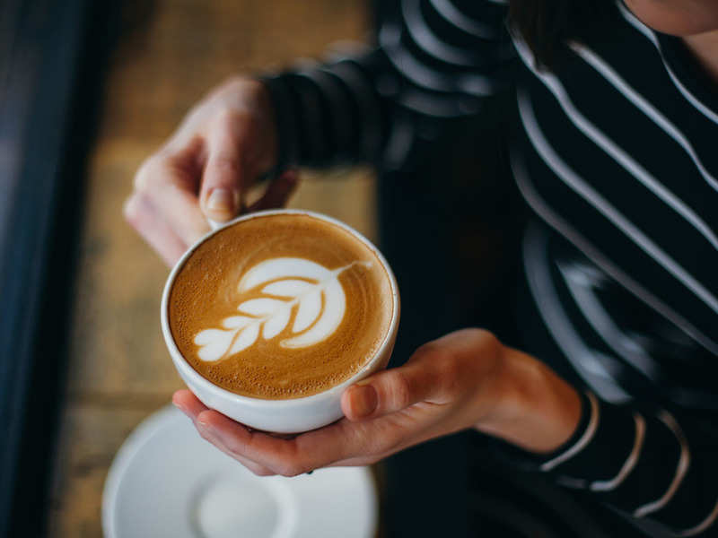 Drinking coffee can change your sense of taste: study - Times of India