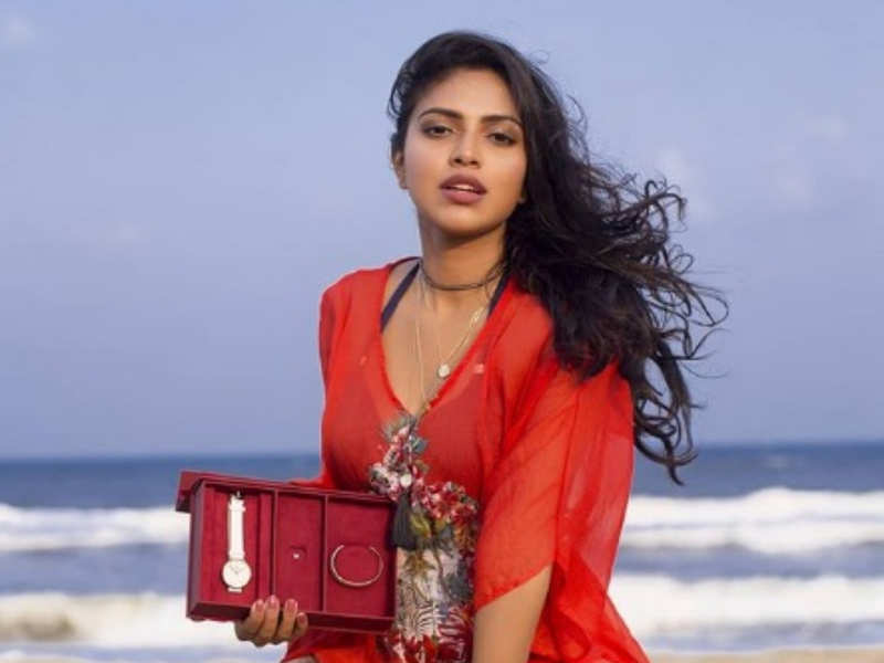 Amala Paul opens up about her second marriage