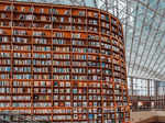 Mesmerising pictures of libraries around the world that every book lover must see