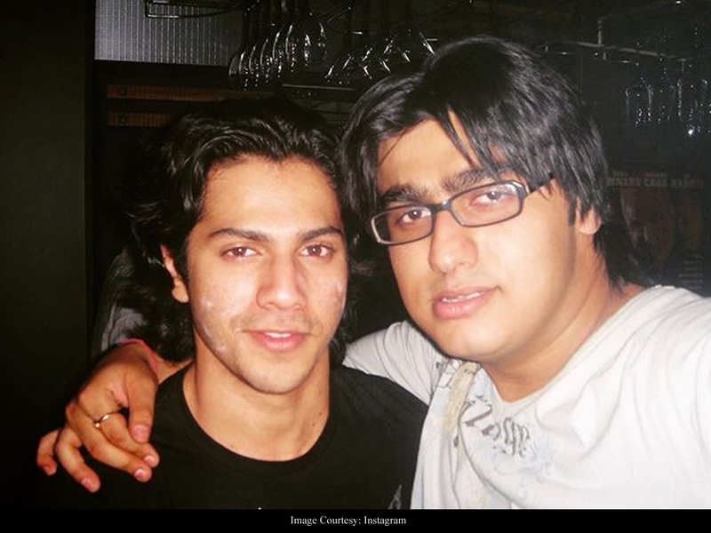Arjun Kapoor's birthday wish for 'natkhat balak' Varun Dhawan includes a throwback photo of bad haircut days
