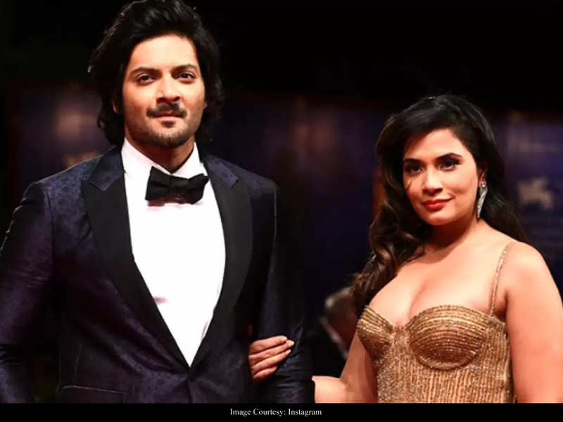 Ali Fazal spills the beans on his romantic proposal to Richa Chadha: I didn't even have a ring