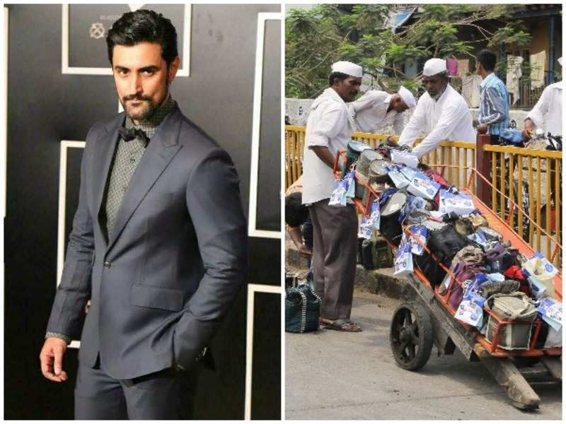 Actor Kunal Kapoor has lent support to a crowdfunding campaign to raise funds for Mumbai's Dabbawalas