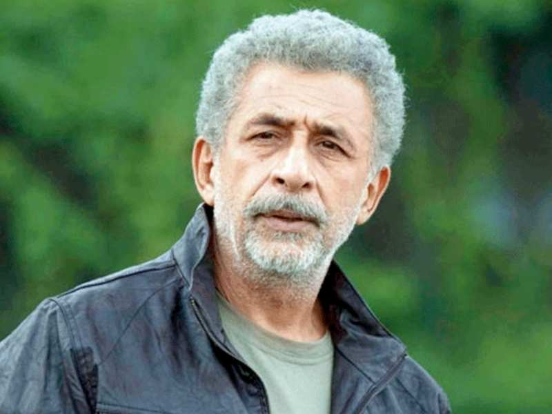 Lockdown diaries: Naseeruddin Shah spends quality time with son | Hindi  Movie News - Times of India