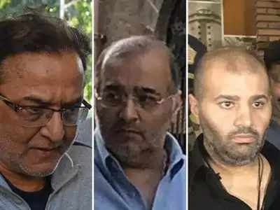 CBI Takes DHFL Promoters Kapil And Dheeraj Wadhawan Into Custody