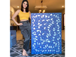 Sunny Leone takes to social media to share her 'broken glass' masterpiece; reveals it took her 40 days to complete it