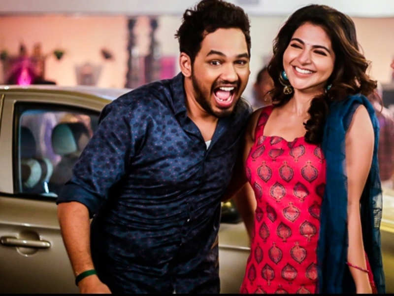Hiphop Tamizha posts a fun BTS video from 'Naan Sirithal'