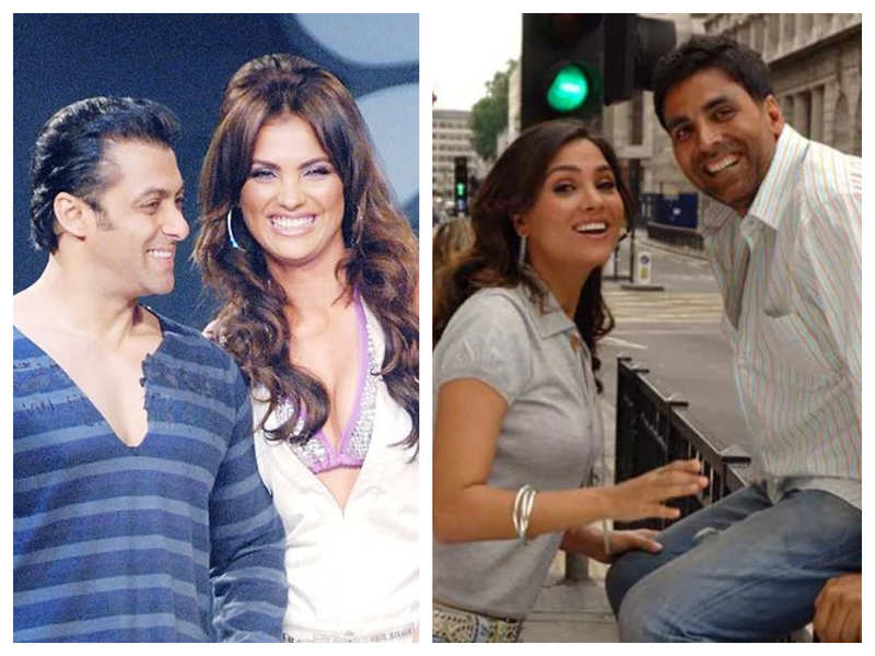 Lara Dutta opens up about her equation with her co-stars Salman Khan and Akshay Kumar