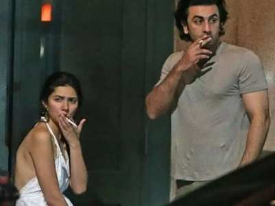 When Ranbir & Mahira's smoking pic went viral