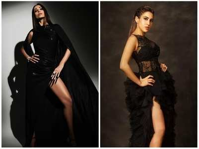 When B-town divas turned cat woman