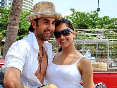 Check out Ranbir-Deepika cute throwback pic