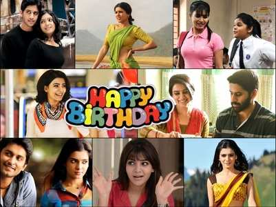 Bday Special: Samantha's top-notch performances