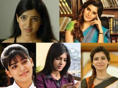 Happy Birthday Samantha: Most enjoyable films