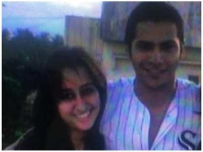 Throwback pic of Varun & Natasha is pure gold