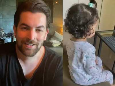 Video: Neil's daughter grooves to his song