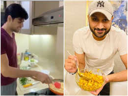 #MenWhoCook: How lockdown has made men channel their inner chefs