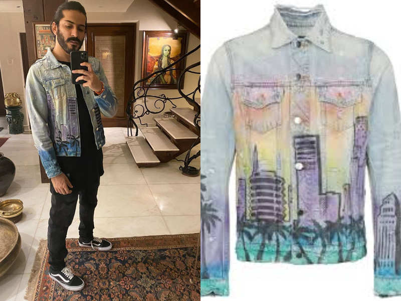 The price of Harsh Varrdhan Kapoor's Hollywood jacket will leave you shocked