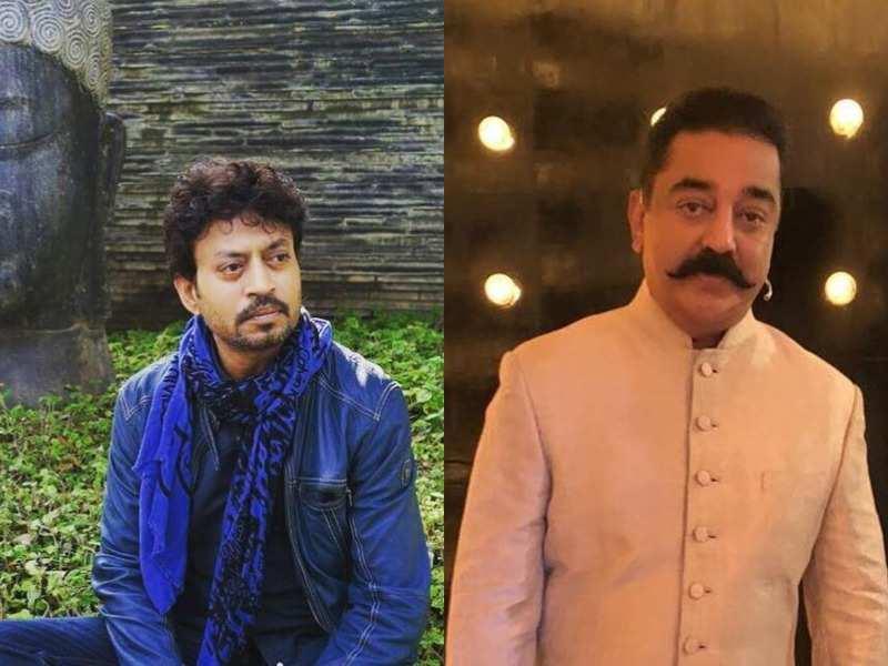 Kamal Haasan, Khushbu Sundar, Kasthuri Shankar and other celebs mourn the sad demise of versatile actor Irrfan Khan