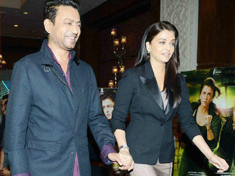 Aishwarya Rai Bachchan remembers 'Jazbaa' co-star Irrfan Khan in a heartfelt note: He was the brightest, most genuine, humble, kind and eventually bravest soul
