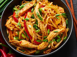 Mixed Chowmein